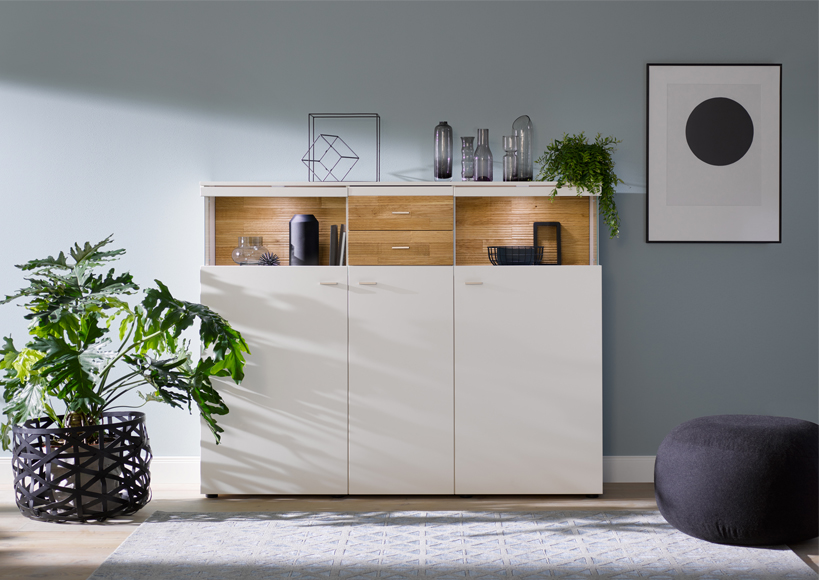 LIVA Highboard Kandia